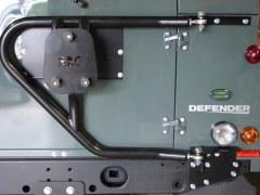 Porte-roue de secours arrière Defender