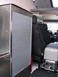 Meuble haut fermeture à rideau RRC sans trappe AR