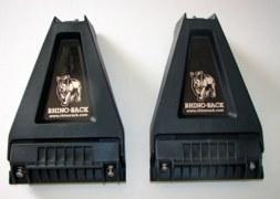 1 barre de toit + 1 paire fixation rhino-rack