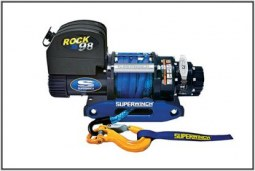 Treuil Superwinch Rock 98 SR corde synthétique (indisponible)