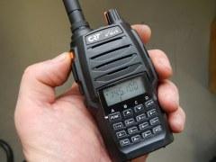 Poste radio VHF portable CRT P2N