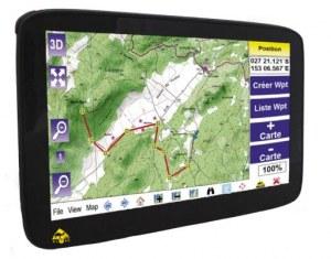 GPS 4x4 Globe 700 S II
