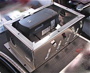 rrc chauffage complet webasto airtop 2000 pour defender