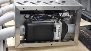 Chauffage complet Webasto airtop 2000 pour Defender