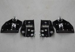 Kit double amortisseurs Arrière HD - Defender
