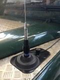 Antenne CB avec base magnétique