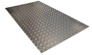 Protection sol arrière en aluminium pour Defender 110 SW
