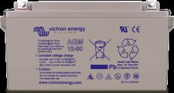 Batterie auxiliaire AGM décharge profonde