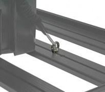 Anneaux amarrage en acier inoxydable - Front Runner