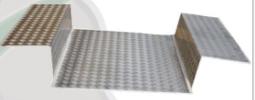 Protection passages de roues en aluminium pour Defender 110 SW