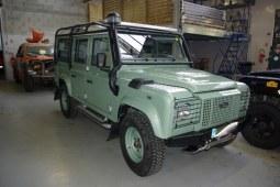 Arceau extérieur 6 points Land Rover Defender 110 4 portes