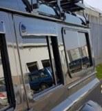 Paire de déflecteur fenêtre AR Defender (légèrement fumés)