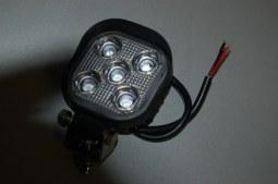 Feu de recul LED homologué E4