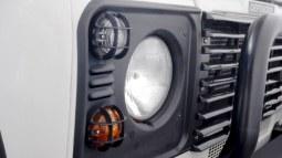 Grille protection PVC feu Defender