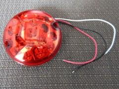 Feu Stop - Position NAS Defender LED rouge