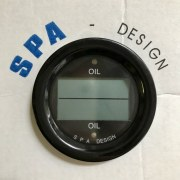 Manomètre combiné température huile / huile