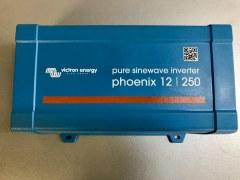 Convertisseur 12/220V 250W redresseur pur sinus
