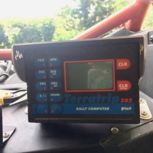 Tripmaster TERRATRIP 202 GeoTrip V4 + SUPPORT