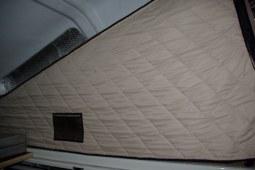 Toile isolation doublage intérieur chambre de toit (nouveau modèle)