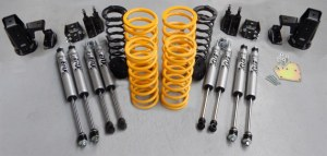Kit suspensions Fox Grand Raid Performance Defender 110
