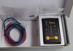 Écran module de commande pour coupleur séparateur de batteries T-Max