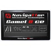 GPS Navigattor Camel 8 V2, pack avec support ventouse, IGO 8 et SD 32 Go