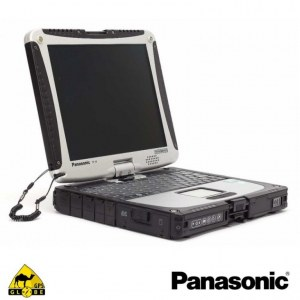 PC durci reconditionné - Toughbook CF-19 - Panasonic