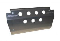 Ski sabot de protection alu 6 mm Defender