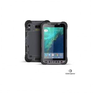 GPS 4X4 tablette étanche renforcée Globe X8 4G seule