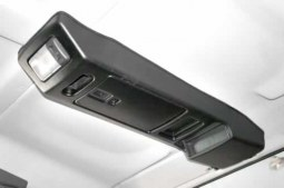 Console de toit longue pour Defender