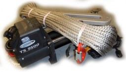 Treuil Superwinch TS 9500 4T3 + Corde plasma Marlow + Écubier aluminum