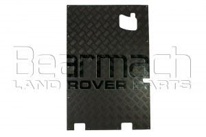 Protection de porte extérieure en aluminium noire - Rear Outer Safari - Bearmach